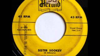 TURBANS - SISTER SOOKIE - HERALD 469, 45 RPM!