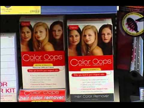 Color Oops Product Video