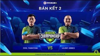 Trận Bán kết 2 - Lulinet Bin Béo vs EVOS Thanh Tòng [NC2019S1 - 17.03.2019]