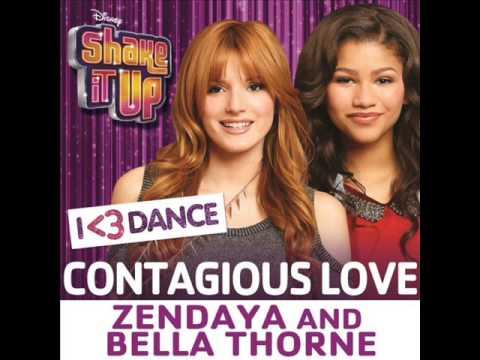 Zendaya & Bella Thorne - Contagious Love (Audio)