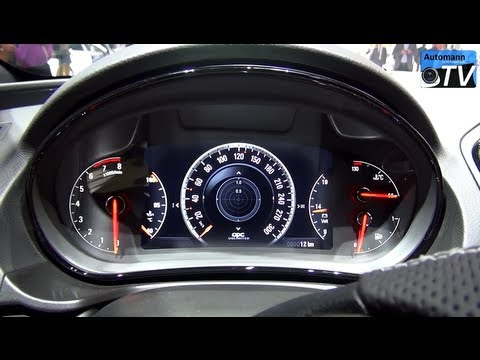 2014 Opel Insignia OPC Facelift 325hp Unlimited In Detail 1080p FULL HD