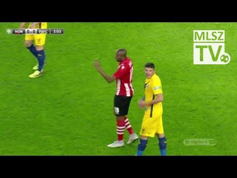 Budapest Honvéd -  Puskás Akadémia FC  | 2-1 | (2-0) | OTP Bank Liga | 20. forduló | MLSZTV - kattintson a lejátszáshoz!
