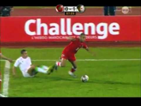 Algerie vs. Maroc et l