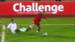 Algerie vs. Maroc et l'arbitrage de Seechurn Rajindraparsad
