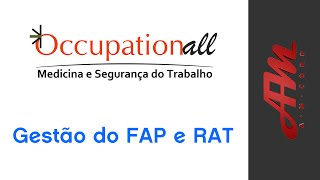 Occupationall - Gestão do FAP e RAT #AMCorp