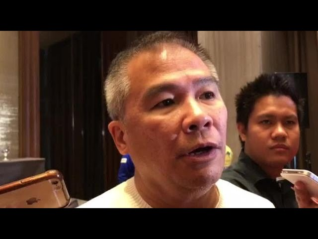 Reyes wants expanded Gilas cadets pool