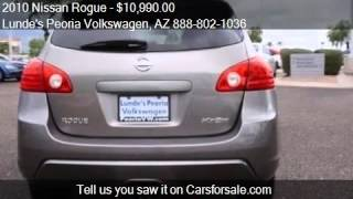 2010 Nissan Rogue for sale in Peoria, AZ 85382 | Lunde's Peoria VW