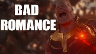 Marvel(MCU) - Bad Romance