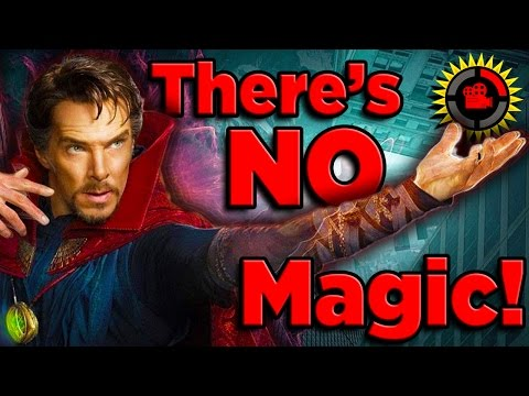 Cover Lagu Film Theory: Doctor Strange Magic DEBUNKED by Science