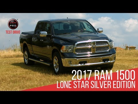Test Drive: 2017 Ram 1500 Lone Star Silver Edition