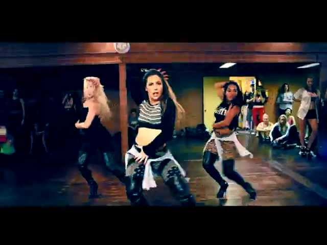 Missy Elliott  I39M REALLY HOT  Choreography By Brinn Nicole