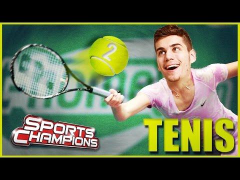 GoGo's Sport Week - Deň 2 - TENIS! w/Bača