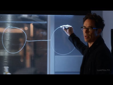 Харри объясняет существование Эобарда Тоуна | Флэш (2 сезон 11 серия)