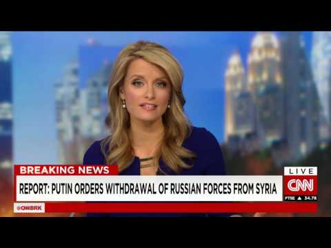 Breaking: Russia announces plans to withdraw military in Syria - why now?