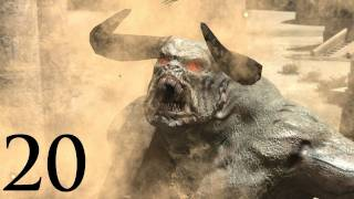 Serious Sam 3_ BFE - KHNUM BOSS FIGHT - Walkthrough - Part 20 (Gameplay)