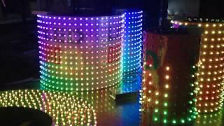12mm Digital Addressable RGB Pixel LED IP68