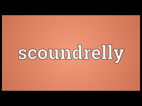 Header of scoundrelly