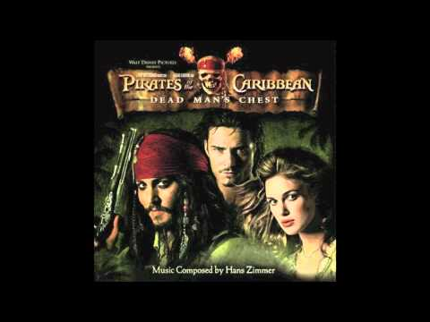 Pirates Of The Caribbean Dead Man's Chest Score - 11- Hello Beastie - Hans Zimmer