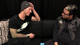 (Full Interview) Jordin Silver talks to Josh Dun of Twenty One Pilots about their creative process