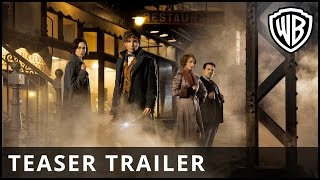 Fantastic Beasts and Where to Find Them – Teaser Trailer 2 –  Warner Bros. UK