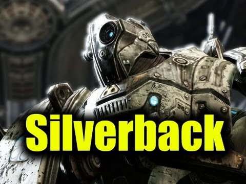 Gears of War 3 Horde 7 Silverback Rockets Level 5 (Commentary)