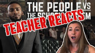 Teacher Reacts to Prince EA - I Just Sued The School System!!