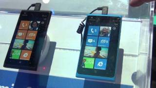 Celular inteligente Nokia LUMIA 900 LTE  especificaciones CES 2012