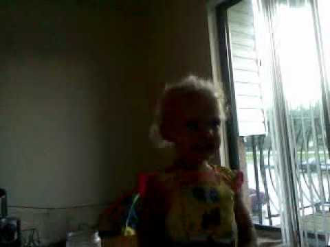 2 Year Old In Love With Justin Bieber!! video