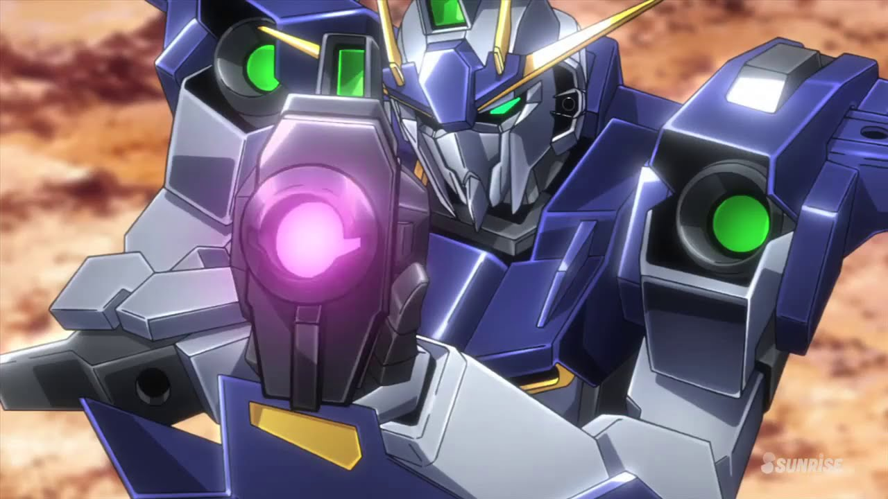 Gundam build fighters try episode 2 review the lightning for Domon gundam build fighters try