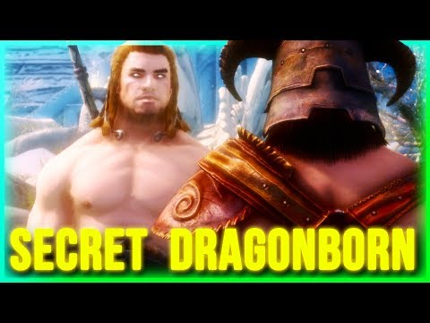 Skyrim LORE: A SECRET Dragonborn in Oblivion!