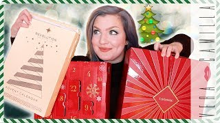 ADVENTSKALENDER PARTY! 3 x UNBOXING | Vera Camilla