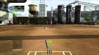 Move Street Cricket HD Gameplay