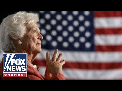 Sununu: Barbara Bush was the 'rock' of the family
