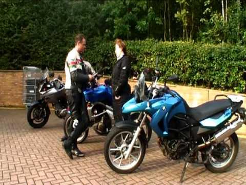 MCN test: BMW F650GS. Kawasaki Versys. Suzuki DL650 V-Strom