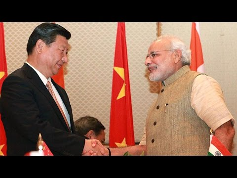 Chinese Prez Xi Jinping addresses joint press conference