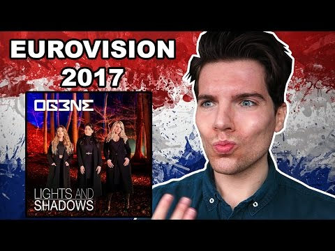 O'G3NE - LIGHTS AND SHADOWS EUROVISION REACTION