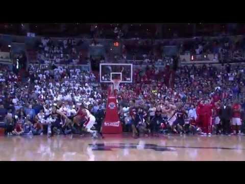 Top 5 NBA Plays: May 9th
