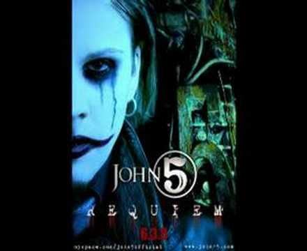 Sounds Of Impalement (From New Album, Requiem) - John 5