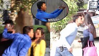 Prank Or Molestation? | Bengaluru Molestation Crazy Sumit | Lehren News