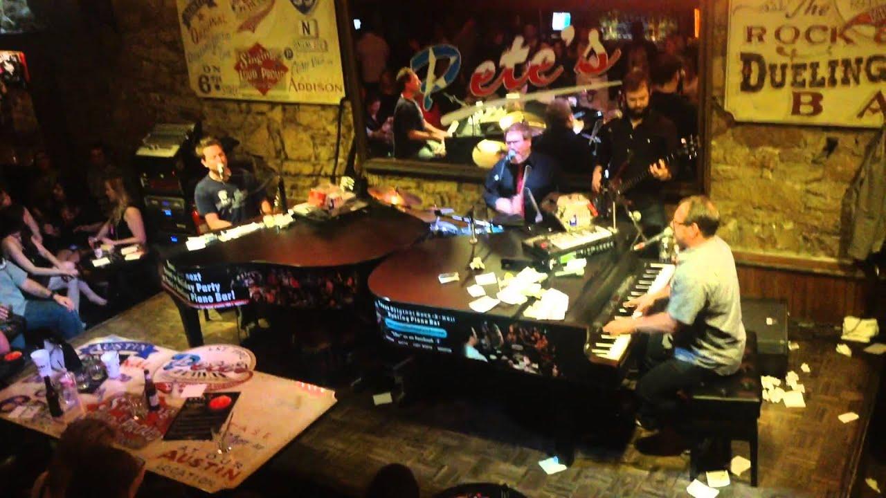 Piano Bar Austin tx