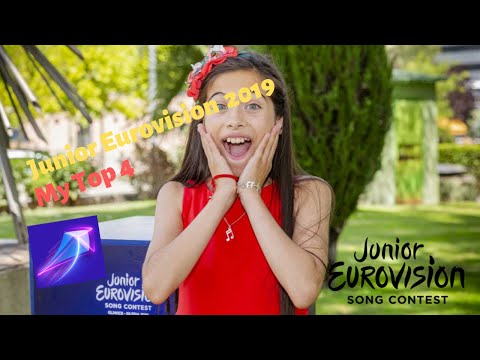 Junior Eurovision 2019 | My Top 4 (So Far) | New: