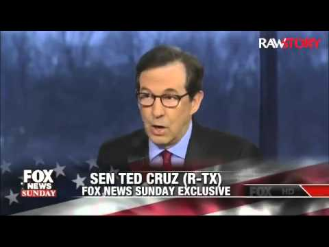 Chris Wallace to Ted Cruz: 'Carpet bombing against ISIS would never work'