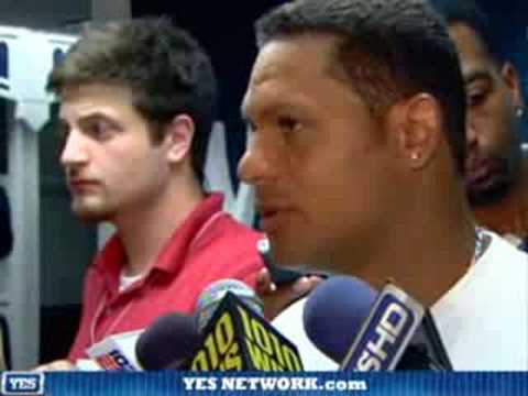 Bobby abreu interview 7/23/08 Video