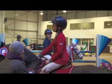 Showjumping -Pony Of the Year Show, U10 Style & Performance