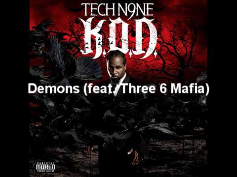 Tech N9ne- Demons (feat. Three 6 Mafia) video
