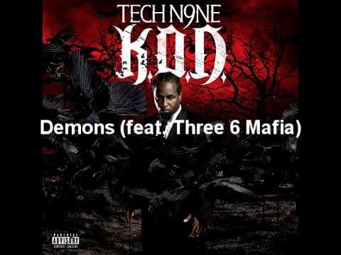 Tech N9ne- Demons (feat. Three 6 Mafia) video