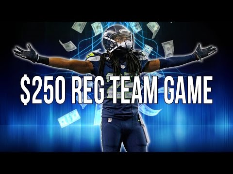 The $250 Money Game Rematch! Young_Kiv Vs. Billy The Secret!::-XBOX ONE Madden 16 Ultimate Team