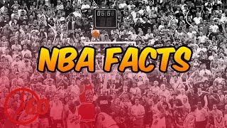 60 Seconds of NBA FACTS