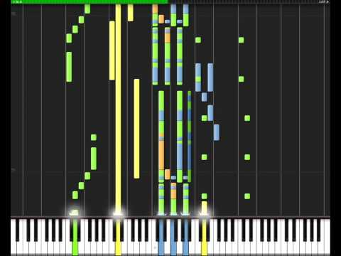 Dj Bobo - Respect Yourself (synthesia) video