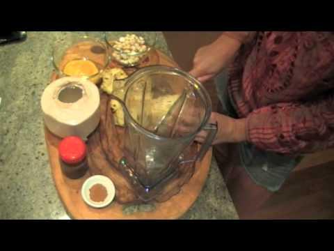 Rohtopia's – Vanille Smoothie Vanilla